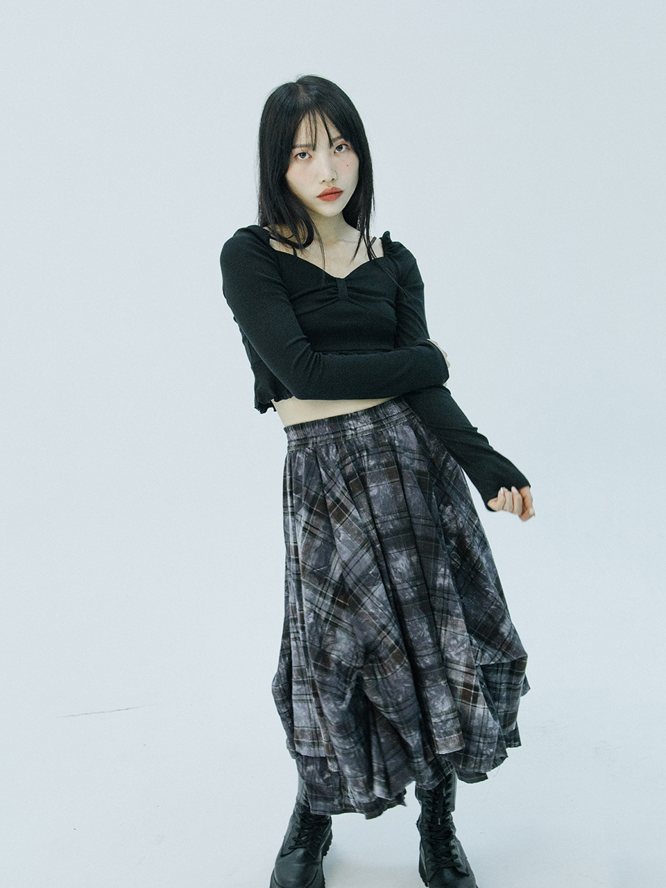 Unbalance volume skirt (check)