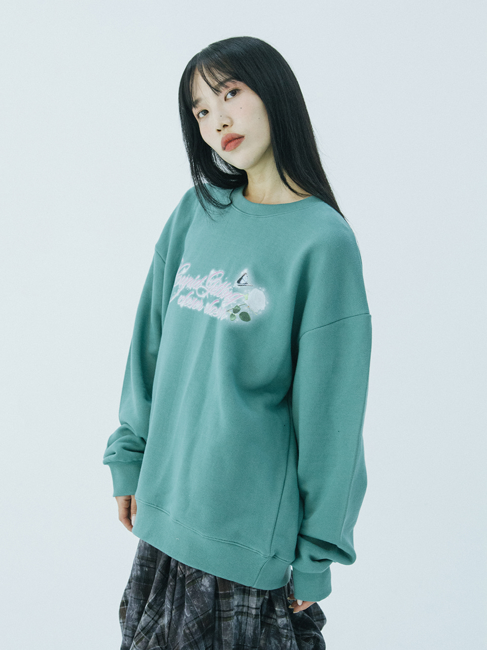 Cupid sweatshirts (green)